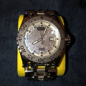 Invicta men's reserve 50mm chaos watch